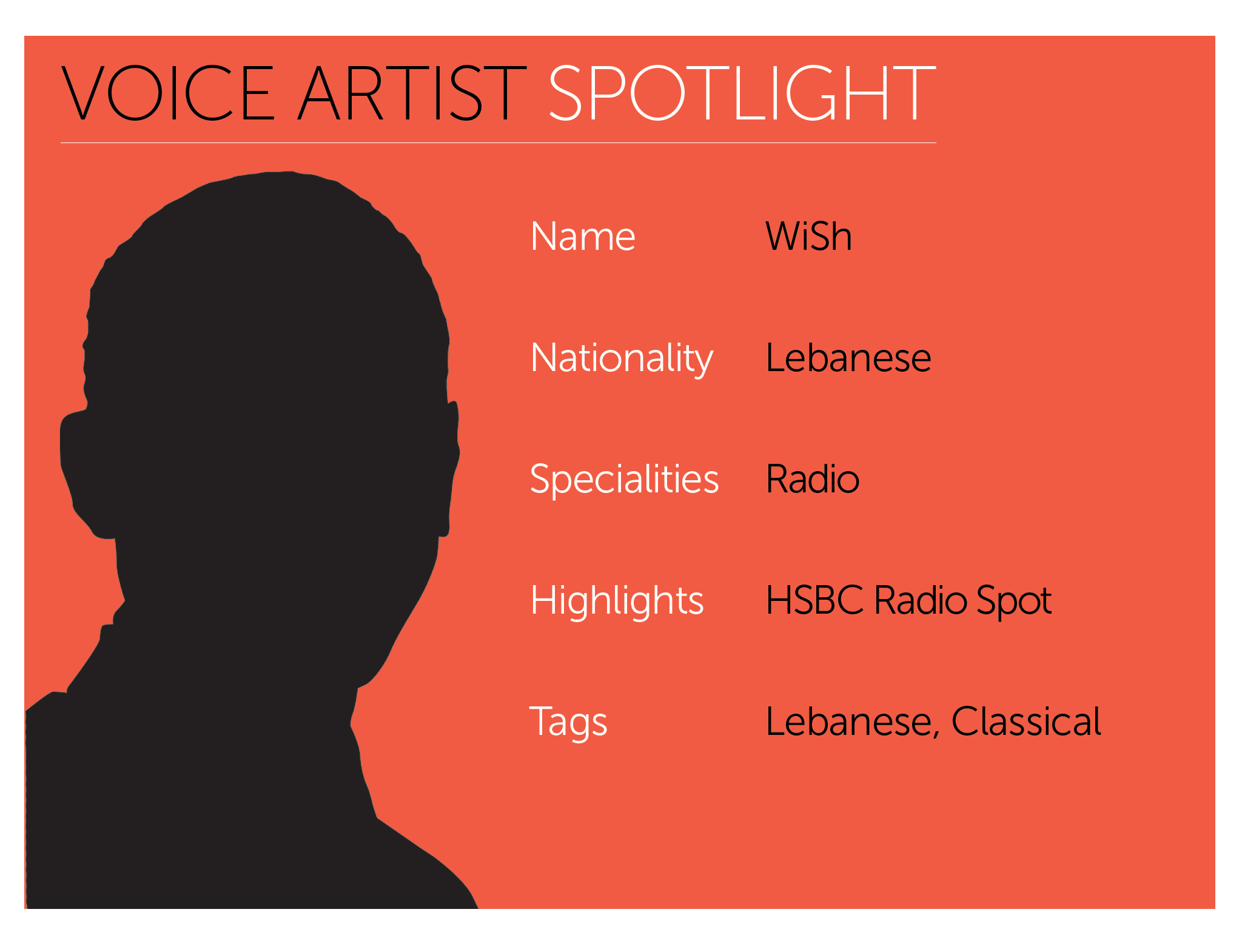 Arabic Voice Over Spotlight | WiSh | Vox Arabia